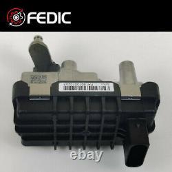 Turbo actuator G-203 712120 6NW008412 for Chevrolet Captiva 2.0 D 150 CV 110 Kw