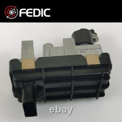 Turbo actuator G-211 712120 6NW008412 for BMW 530D E60 E61 160 Kw 218 CV M57N