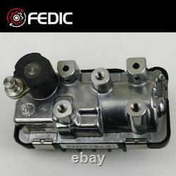 Turbo actuator G-216 755862 11657794253 for BMW 745 D E65 242 Kw 329 CV M67TU V8