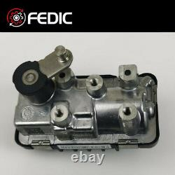 Turbo actuator G-227 712120 6NW008412 for Citroën C6 Peugeot 407 607 2.7 HDi FAP