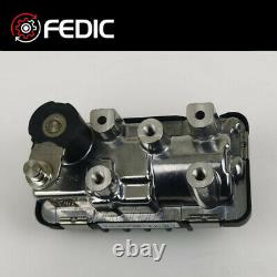 Turbo actuator G-227 712120 6NW008412 for Mercedes S 320 CDI W221 173 Kw OM642
