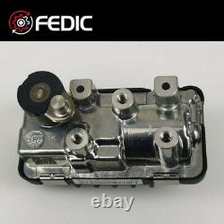 Turbo actuator G-233 712120 6NW009420 for Mercedes E G M S 400 CDI OM628