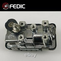 Turbo actuator G-234 712120 6NW009420 for Mercedes E G M S 400 OM628