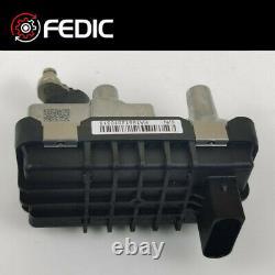 Turbo actuator G-282 G282 712120 6NW009420 for BMW 118D E87 90 Kw 122 CV M47TU2