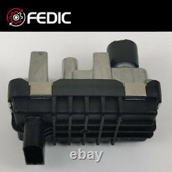 Turbo actuator G-54 G-054 712120 6NW008412 for Mercedes 270 CDI 130 Kw 177 CV