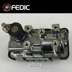 Turbo actuator GTB1746V G-222 742110 for Ford 1.8 TDCi 85Kw 115 CV 1800 ccm LYNX