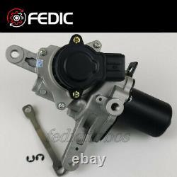Turbo actuator RHV4 VB35 17201-30200 for Toyota Hiace Dyna 3.0L 1KD-FTV D4-D