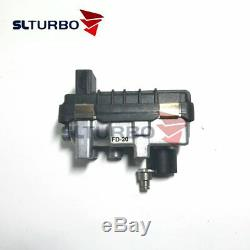 Turbo actuator wastegate G-20 6NW009550 767649 for Audi A6 Q7 3.0TDI 240PS 2008