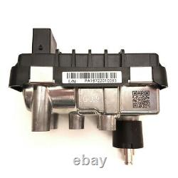 Wastegate ACTUATOR turbo JEEP CHEROKEE G-009 059145715T 765314-0003 neuf